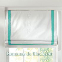 Romanas Estampadas De Black Out