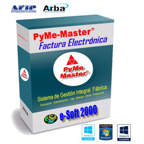 Factura Electrónica - Gestión Producción - Ventas