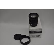 Sigma 17-70 F2,8/4 Os Macro Contemporary Nikon / Canon