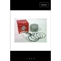 Kit De Piston Honda Cr 125 +1mm Japon Cr125 55mm Envio 1.00