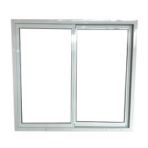 Ventana Abertura Aluminio Vidrio Persiana Mosquitero 100x110