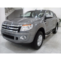 Nueva Ford Ranger Xlt 3.2 4x2 C/d 100% Financiada!! At