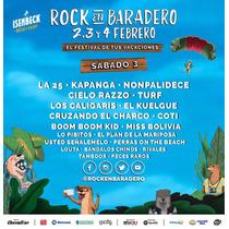 Entrada Rock En Baradero  Día 2 Ticket Electrónico