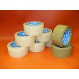 Cinta Adhesiva Embalaje Transparente 48x100 Pack X36 + Envio