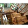 Escalera De 12 Escalones Con Baranda Izquierda Y Balcon