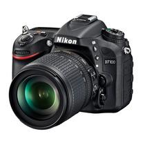 Nikon Reflex D7100 Kit 18-105mm 24mpx + Memoria 16gb