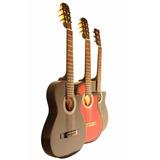 Guitarra Criolla Corte Superior Funda Púa Gtia