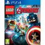 Lego Marvel Avengers Ps4 Fisico Nuevo Xstation