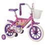 Bicicleta Infantil Rod 12 Dzx Niña Nena Con Mochila D Regalo