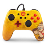 Joystick Powera Wired Controller Switch Donkey Kong