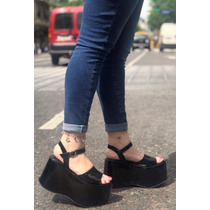Plataforma Dama Con Zapatos Los Mujer Busca Alta Moderna Sandalias wONm8n0v