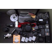 Canon T3i Con Kit Pro! Lente Teleobjetivo Y Mucho Mas!
