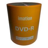 Dvd Imation Estampados 8x 4.7gb 120 Min Caja Cerrada 600unid