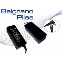 Fuente Cargador P/ Netbook Hp Mini 110 1000 1100 Compaq 700