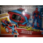 Spiderman Hombre Araña Con Auto Pull Back Hasbro Congreso