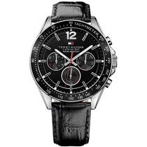 Reloj Tommy Hilfiger 1791117 | Oficial | Multifunción Cuero