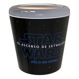 Balde Para Pochoclos De Star Wars El Ascenso De Skywalker