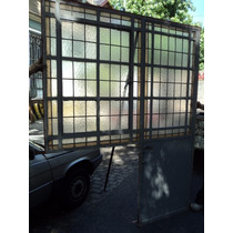 Puerta Y Ventana Con Vitreaux Oferta!! Grupodan