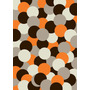 Alfombra Carpeta Living Karavell Candy Miel De 1.60 X 2 Mts