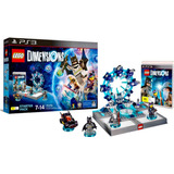 Lego Dimensions Starter Pack Ps3 Nuevo