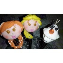 Souvenirs Frozen. Cucharitas Decoradas Tematica Frozen.