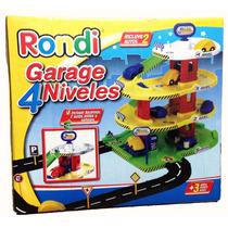Garage 4 Niveles Rondi Pista Ascensor Autos Envios Palermo
