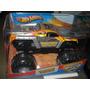 Monster Jam Mattel Camion De Metal Hot Wheels Original