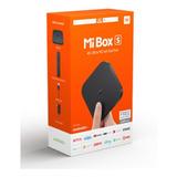 Xiaomi Mi Tv Box S 2 Gb Ram 8 Gb 4k C/remoto C/voz Cuotas!