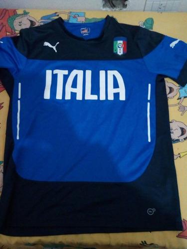 d23483516d Camiseta Alternativa Original De Italia