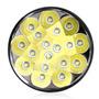Linterna Tactica 18led 20000 Lumens Reflector Caza+baterias