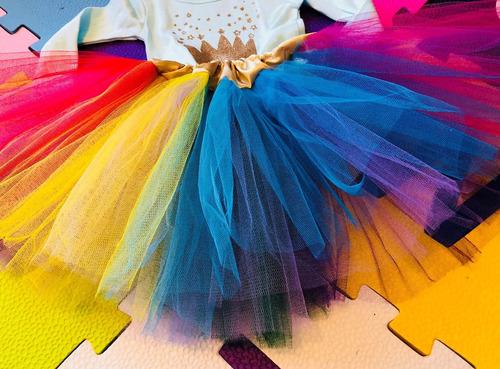 f41f8fd46 Pollera Tul - Tutu - Niñas. Disfraz Para Jugar!! en venta en Villa ...