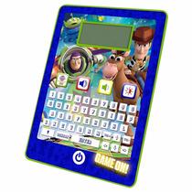 Tableta Educativa Bilingüe Para Niños Toy Story