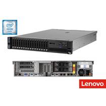 Lenovo System X3650 M5 - 2 Procesadores 64gb / 2x1tb