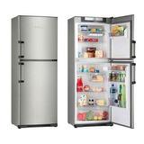 Heladera Con Freezer Koh-i-noor Acero Inoxidable Kfa-3494/7