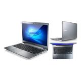 Samsung Ultrabook Intel I5 - 6 Gb - 320 Gb Sata + 24gb Ssd.