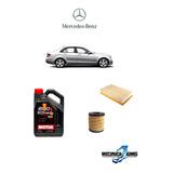 Service Mercedes Benz C200 Cgi Blueefficiency Aceite Filtros