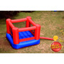 Mini Inflable.. Para Plaza Blanda.$3200- Salto Crazy!!!
