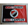 Antigua Bandera De Newell´s Old Boys