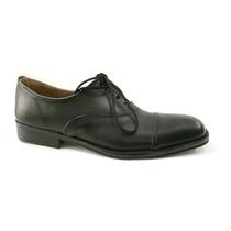 Zapato Cuero Acordonado Bad/pvc - Calzados Union