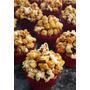 Popcorn Cupcakes Rellenos X Docena - Pedidos Express!
