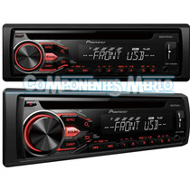 Autoestereo Pioneer Deh-1850ub Usb Remoto Android