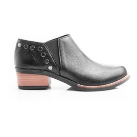 63d0fc7c Botinetas Zapatos Mujer Botas Botitas Tachas Cuero Moda 2019