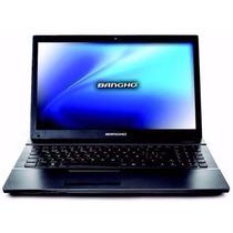 Notebook Banghó Max Intel Core I5 4gb 1tb 15.6¨ Hdmi Dvd