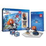 Disney Infinity: Toy Box Starter Pack (edición 2.0) Ps4
