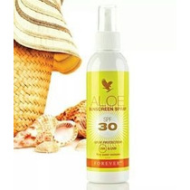 Protector Solar En Spray Forever Aloe Sunscreen Spray Fps 30