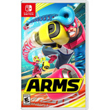 Arms Nintendo Switch Juego Original Fisico Sellado