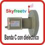 Lnb C Band ,box Para America Az Skyfreet