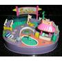 Polly Pocket Retro Parque Paseo Acuatico 1997 Original