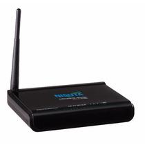 Router Wireless Wifi Nisuta Ns-wir150nf Ant 5 Dbi - 150 Mbps