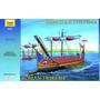 Barco Zvezda P/armar Roman Trireme 1/72 Kit 8515